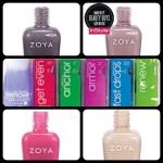 #Zoya Petra, Tru, Jana, Whitney, and Color Lock System