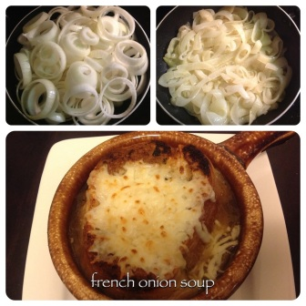 Crock Pot French Onion Soup via She Wines Sometimes