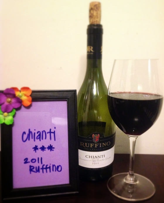 Ruffino Chianti 2011
